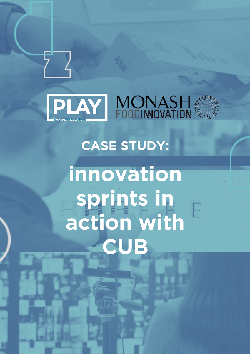 watch innovation sprints in action with CUB