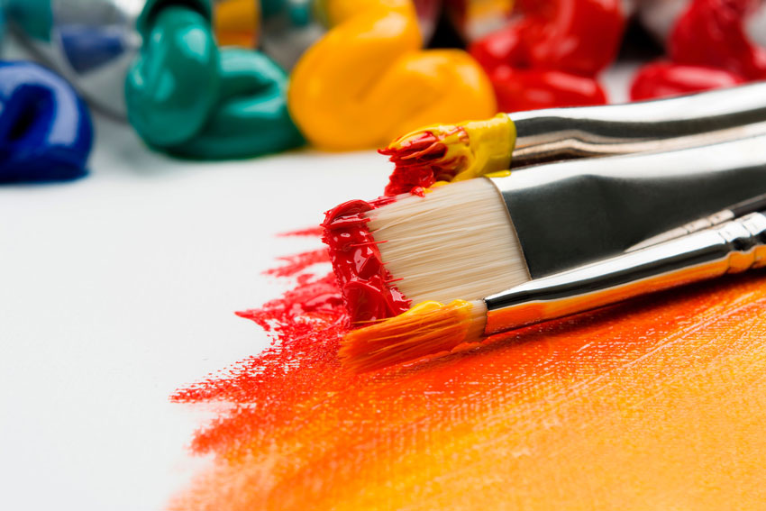 Colour making an impression