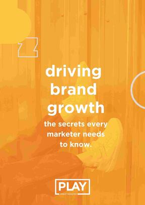 driving brand growth