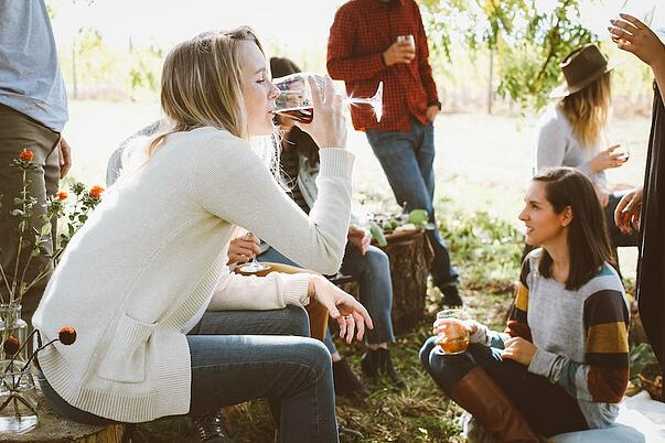 picnics and outdoor gatherings will become more popular drinking occasions in 2021